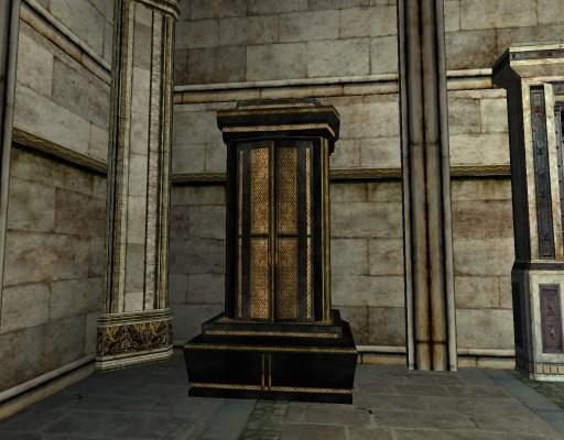 Armoire du Gondor