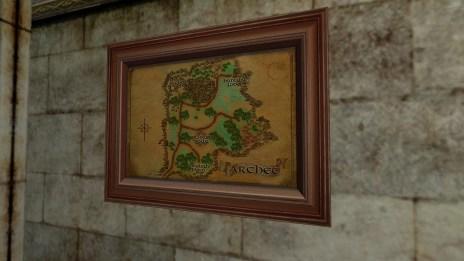 Carte d'Archet