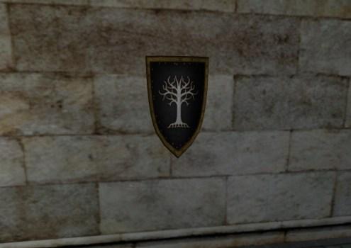 Bouclier de Minas Tirith
