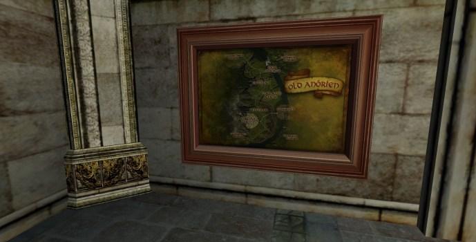 Grande Carte de l'Ancien Anorien