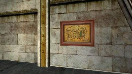 Carte des Murs de la Moria