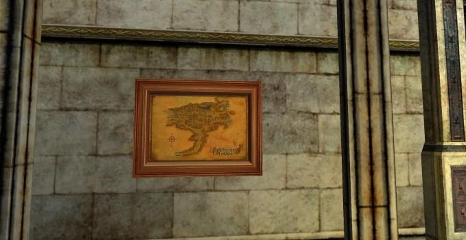 Carte des Filons du Rubicorne