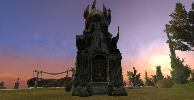 Statue du Roi tombé