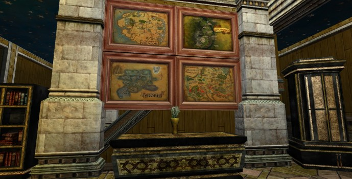 Guide: Le déplacement des décorations