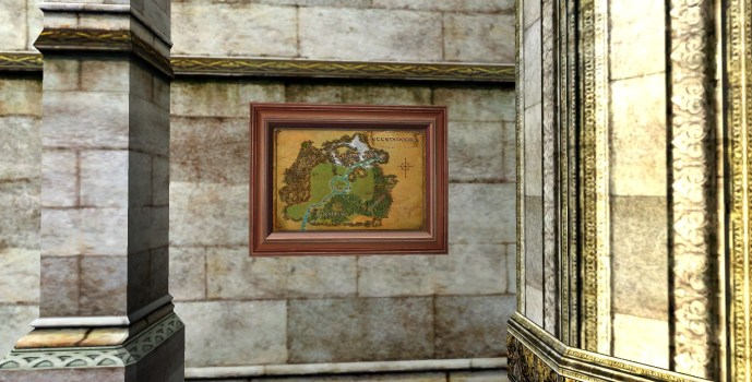 Carte des Landes d'Etten