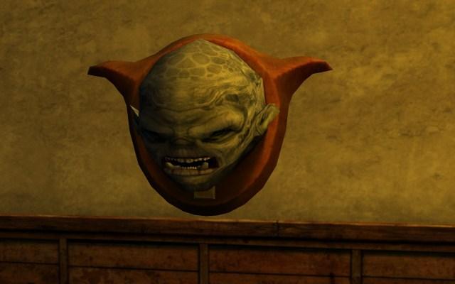 Trophée : Troll des Cavernes