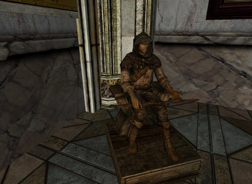 Statue de Candaith
