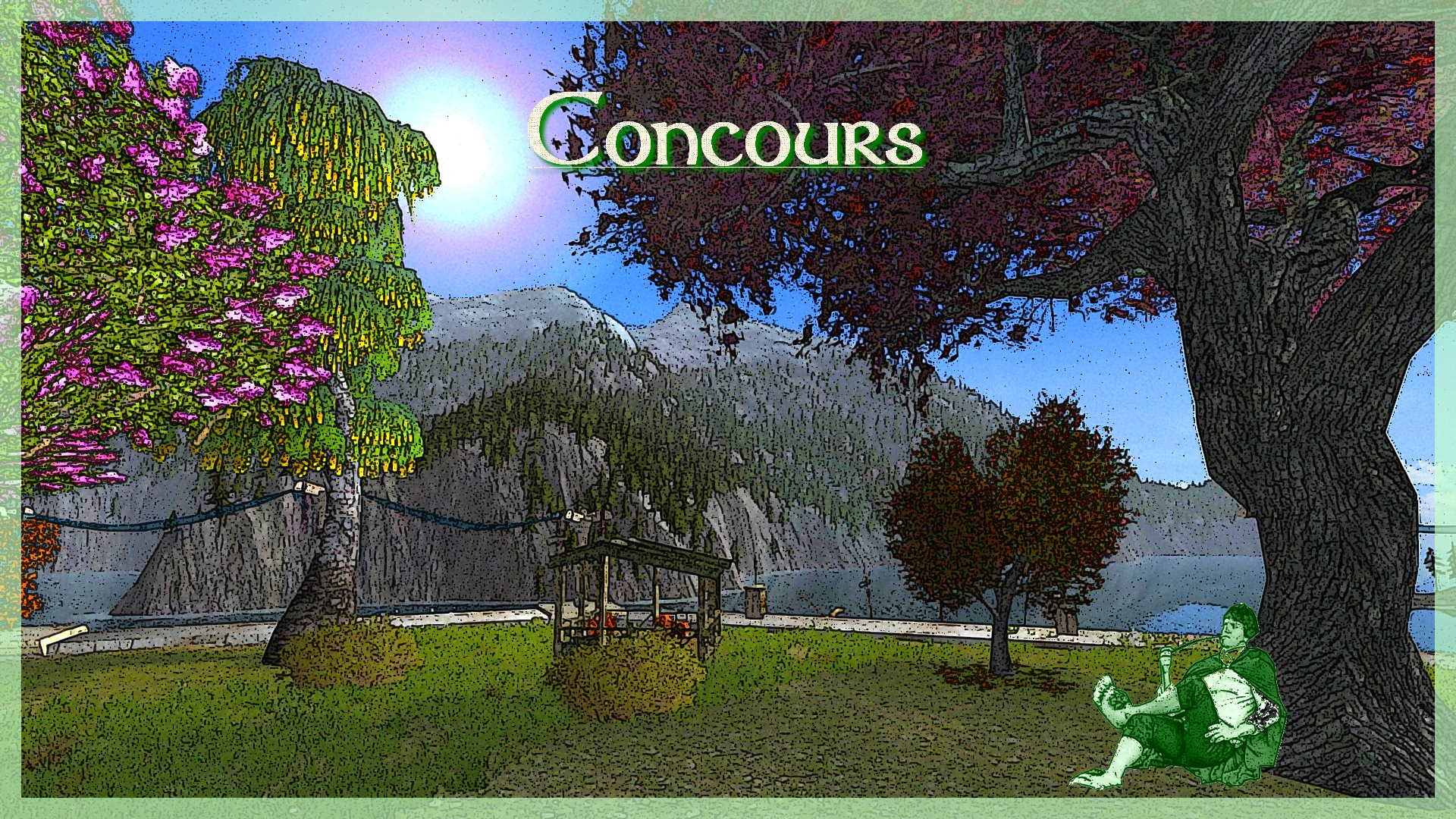 Concours : 100 000, 1 000, 500 !
