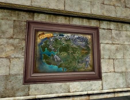 Grande Carte de l'Eriador (2e édition)