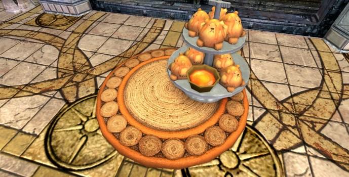 Paillasson à Friandises – Ours au miel