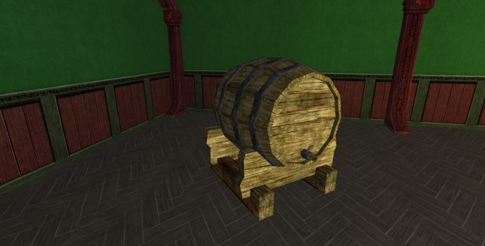 Tonnelet de la Ligue des Tavernes