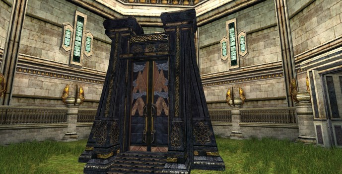 Réplique Indépendante de la porte de Mazarbul