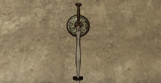 Grande Épée Murale du Val