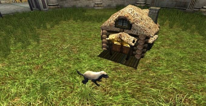 Maison pour Blaireau