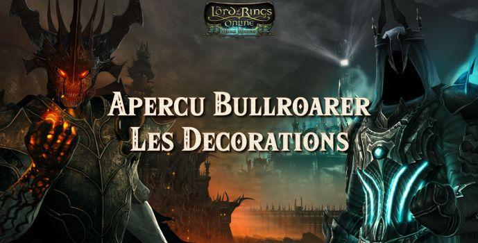 Les Décorations de Minas Morgul – Aperçu depuis Bullroarer