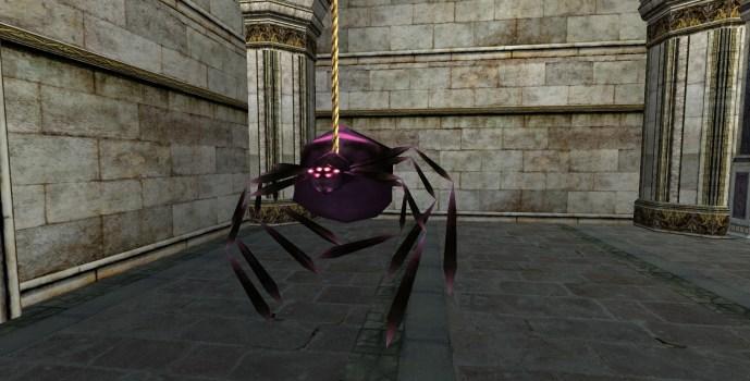 Araignée de Plafond