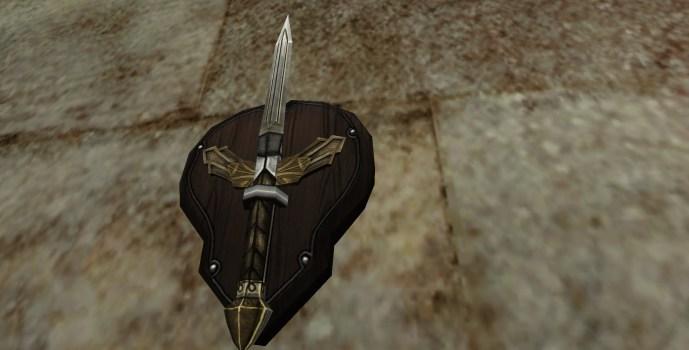 Dague de Minas Ithil Montée au Mur