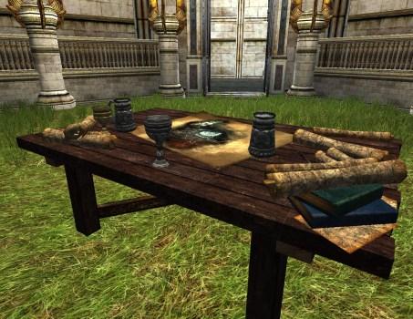 Cartographe – Table de Minas Morgul