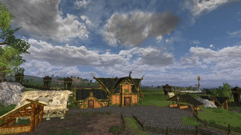 Maison classique des Terres du Roi