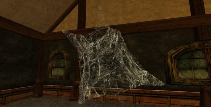 Toile d'araignée (Spider Web)