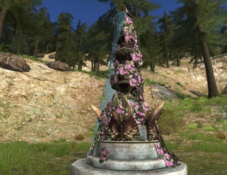 Sculpture de Jardin du Solstice d'été