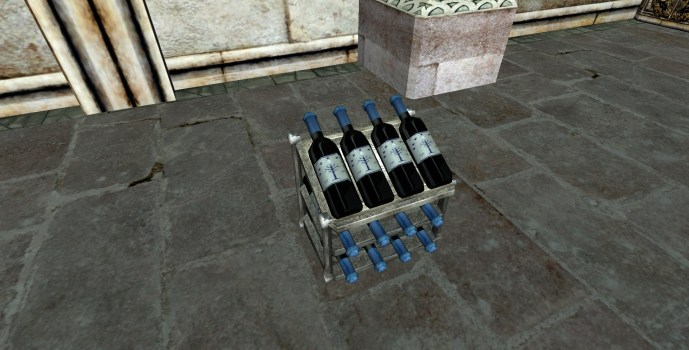 Casier à Vin (Wine Rack)