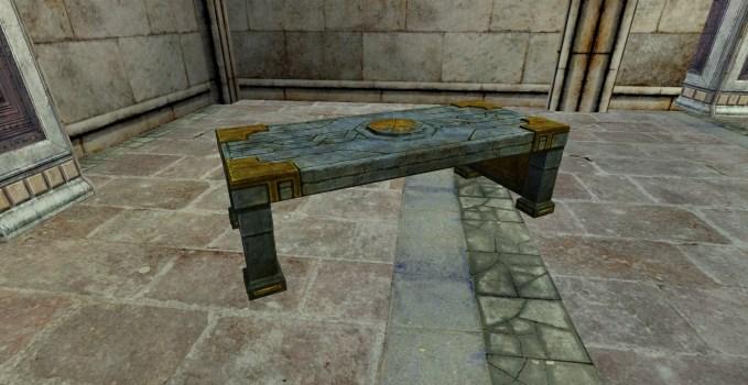 Table de nain