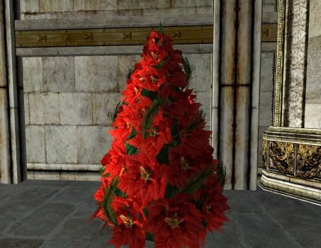 Poinsettias Rouges de Yule