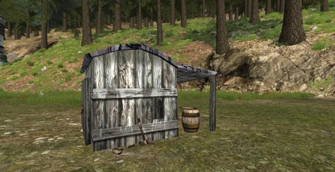 Cabane d'Ouvrier