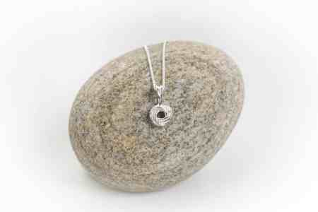 Love Knot Necklace (Medium) 3
