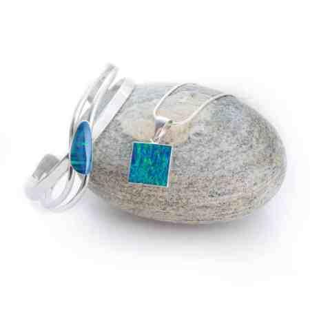 Opal Weave Cuff 2