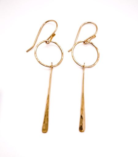 Dangling Pendulum Earrings 2