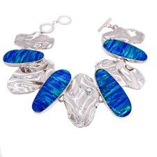 Teardrop Opal Earrings 4