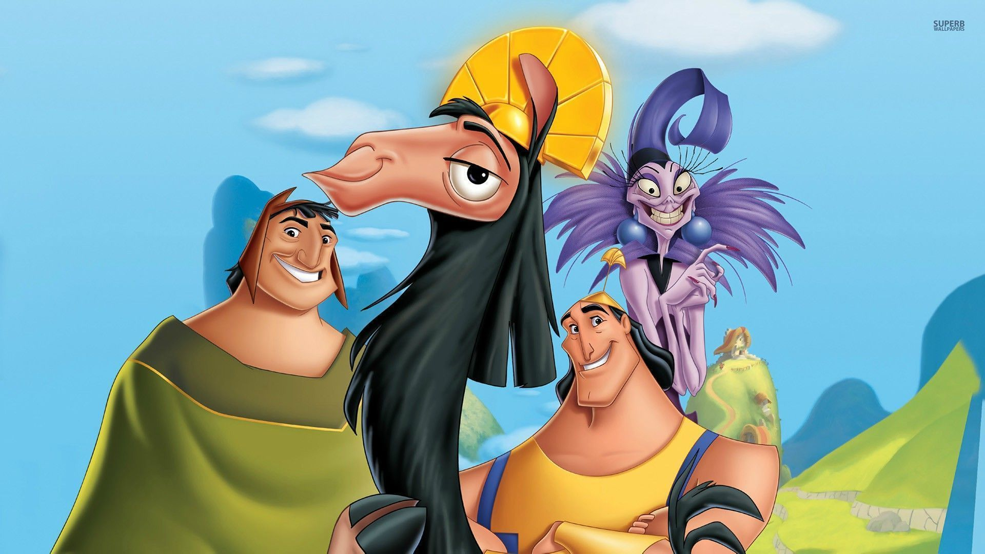 Quiz How Well Do You Know The Emperor S New Groove D Cot