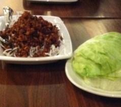 Roulés de laitue au poulet de Changs
