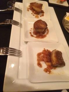 foie gras à l'érable