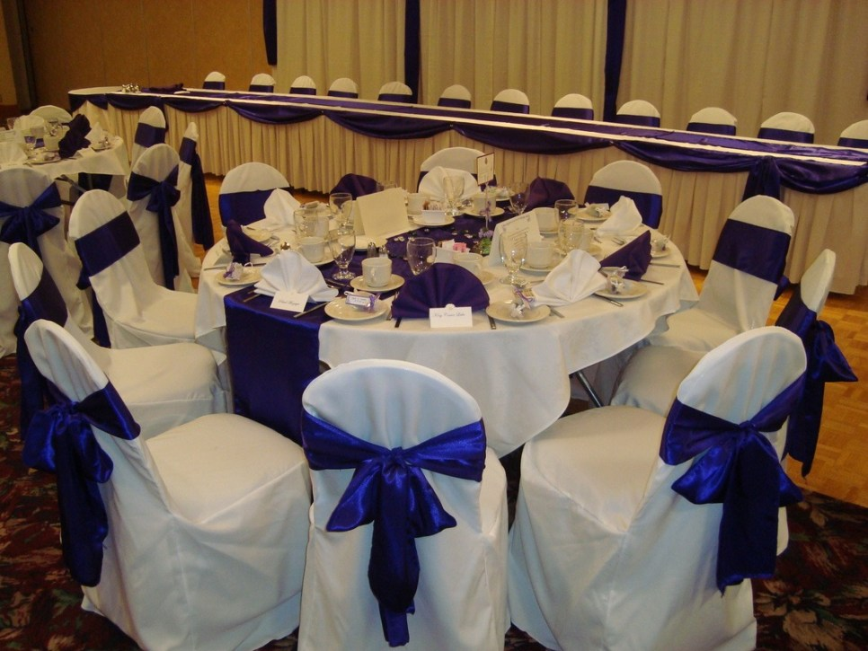 Chair Cover & Sash Rentals