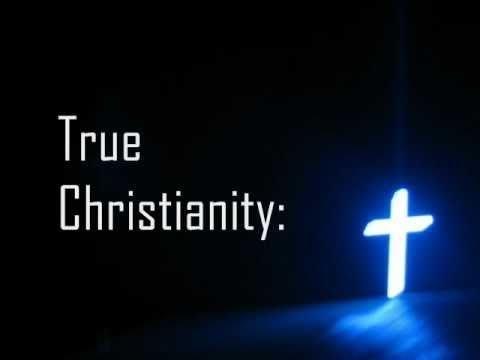 Focus Of True Christianity