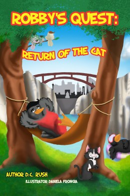 Return of the cat cover