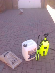 DCS Specialist Decking Cleaning Products