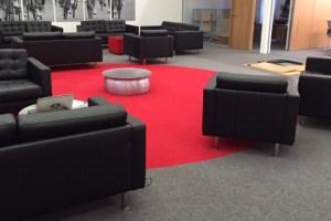 DCS in £2million office Refurbishment