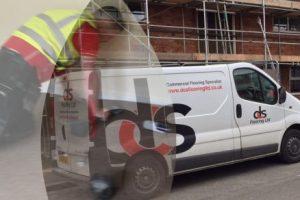 DCS Flooring Win their Biggest Contract -2014