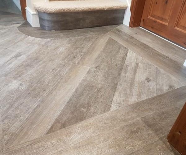 Polyflor expona lvt flooring leicester