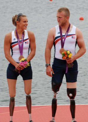 SGT Rob Jones - Veteran- Paralympics