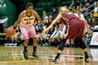 George Mason vs St. Joseph's Women's Basketball