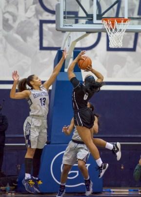 Georgetown vs Providence Women's Basketball