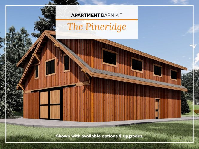 Apartment Barn Kits Dc Structures