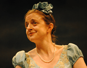 Delia Taylor as Winnie (Photo: Dru Sefton)