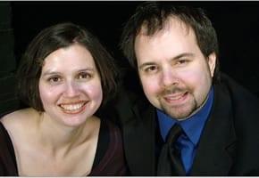 Melissa Baughman and Andrew Lloyd Baughman