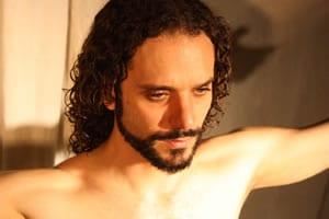 Mariano Mazzei as Jesus (Photo courtesy of Teatro de la Luna)